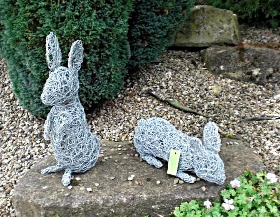 Wirework Rabbits