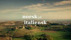 Norsk på italiensk