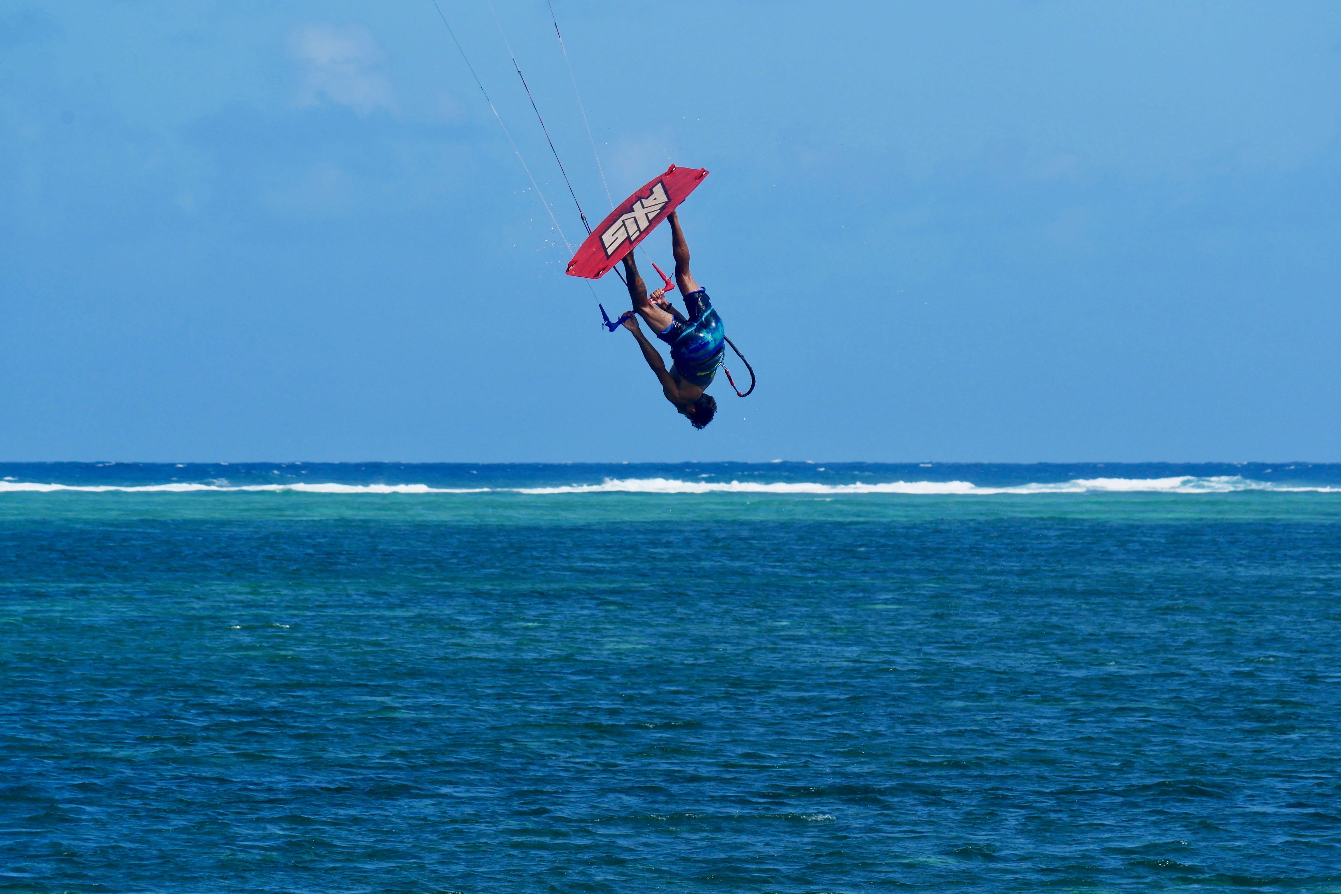 Kitesurf spots Siargao