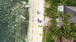 Kitesurfing school Siargao
