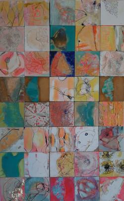 Eine Auswahl Bilder im Kleinformat 10 x 10