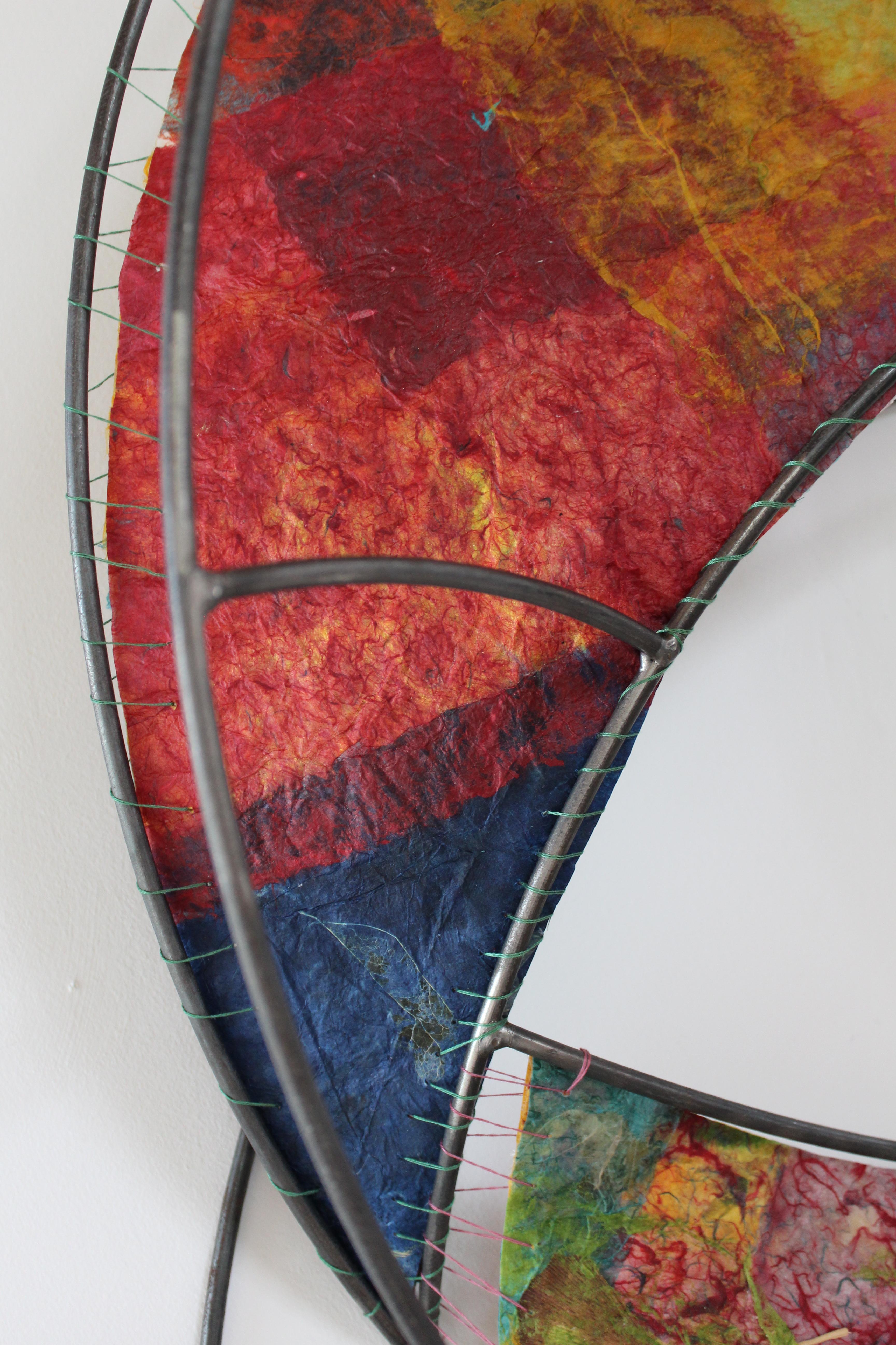 Wandobjekt Ac.1 Detail 2