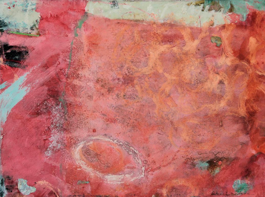 Die Farbe des Sommernachttraums 75 x 56