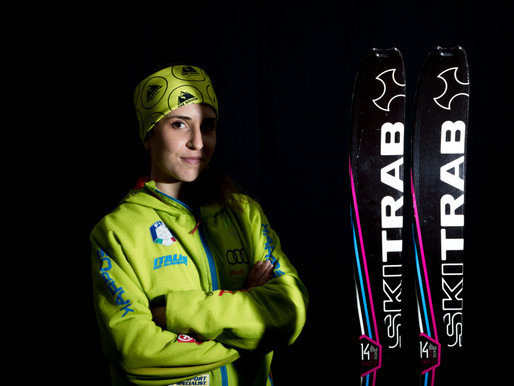 The South Pro Team: Silvia Berra