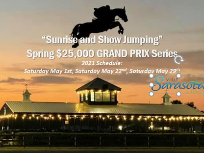 Stall counts coming in for Spring Concours I - April 29-May 2 - please reserve by April 19th