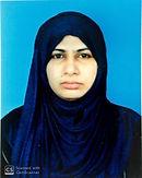 Vaheeda 7th rank from P.B.B.Sc Nursing.j