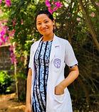 laxmi Shrestha  7th rank from Physiother