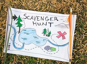 Scavenger Hunt Карта