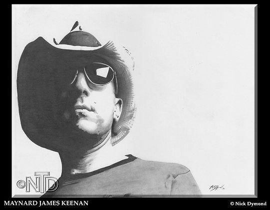 Maynard James Keenan | Print