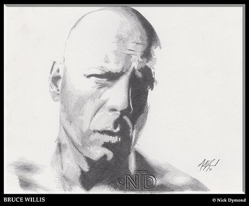 Bruce Willis | Print