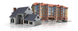 Займы под залог квартиры, комнаты, дома, коттеджа, дачи