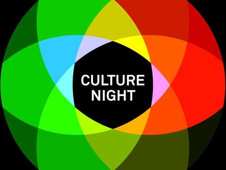 Culture Night - 17.09.21
