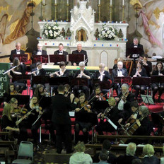 Concert in Kilcullen Parish Church