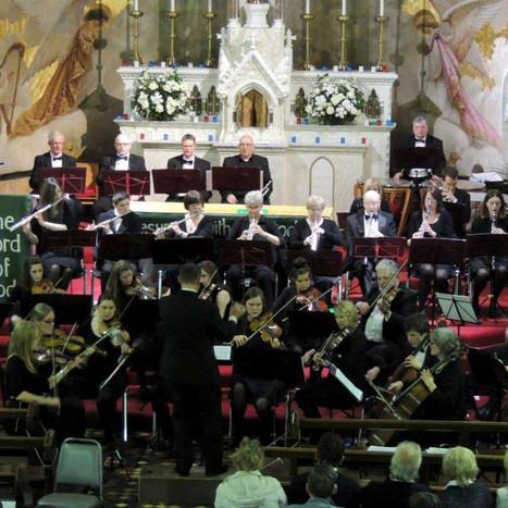 Concert in Kilcullen Parish Church