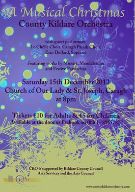 15 December 2012