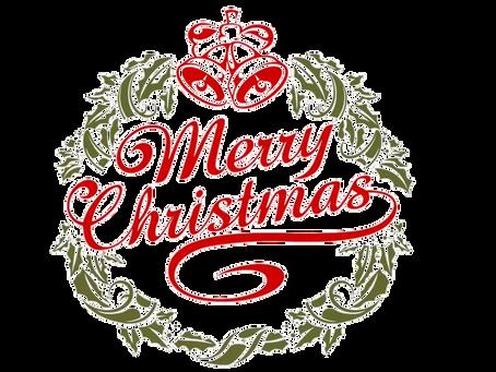 Happy Christmas! - 12.12.20