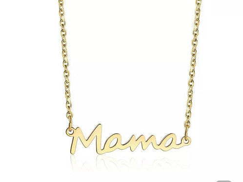 MAMA Necklace - Chic