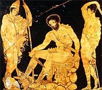Le corps de Tirésias