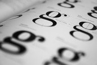 Typography Font size style