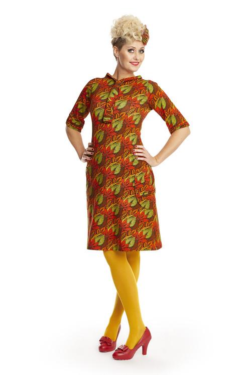 bb60610e9dbb Audrey Summerfall - kjole fra Margot Mikkelsen