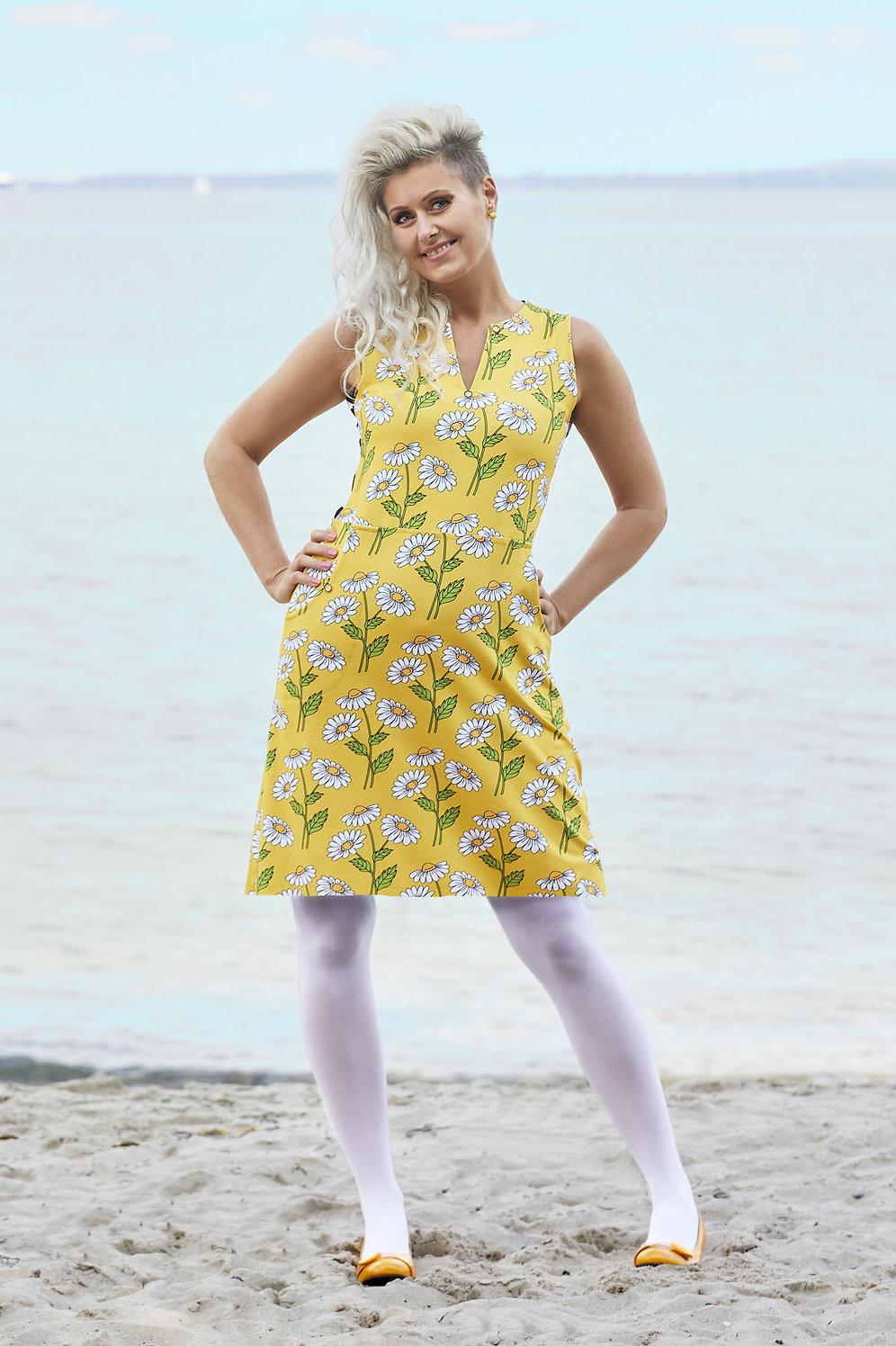 a5edc8626 Winnie Warmlove - kjole fra Margot Mikkelsen | fashionintheforest