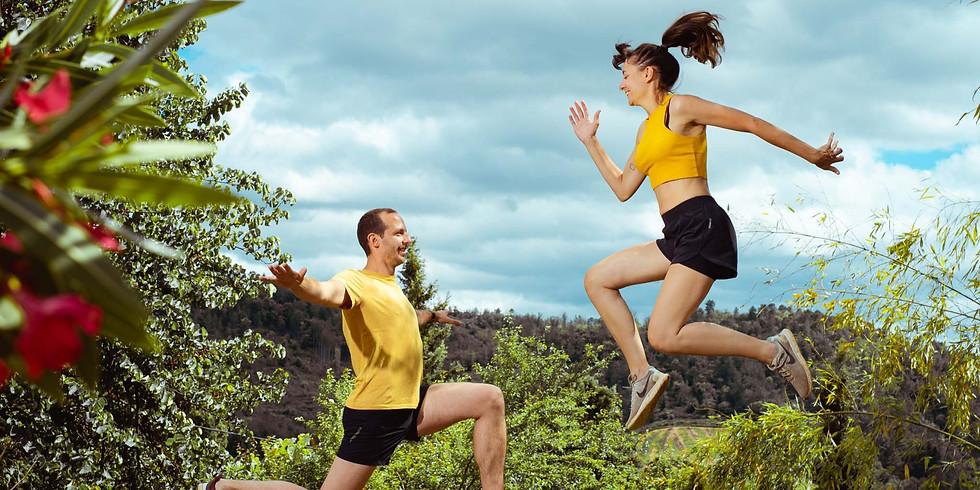 Cardio-estivales - Cardio-Training au Parc de la tête d'or à Lyon