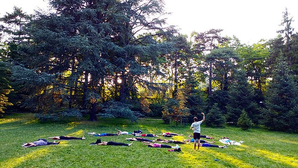 Cours de Pilates à Lyon - Séance de pila