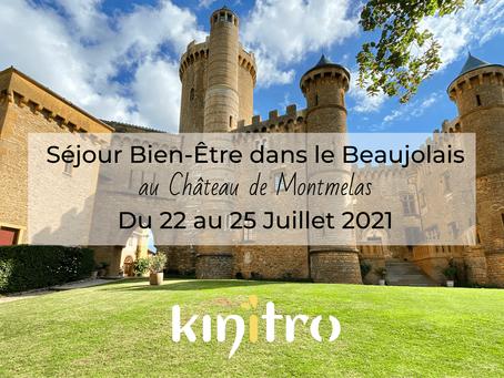 Trouver une retraite, un weekend bien-être dans un lieu atypique proche de Lyon pour se ressourcer