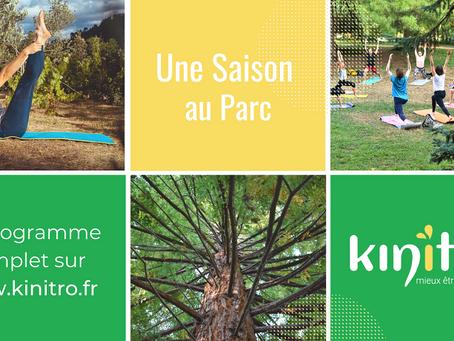 Faire du sport au Parc de la tête d'or à Lyon pour cette saison !