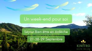 séjour bien-être Ardèche www.kinitro.fr