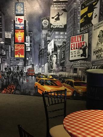 New York City Themed Meeting