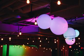 Light-up Balloon Treatment