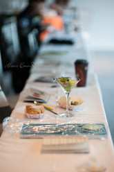 SKY Armory Create Upstate martini salad.