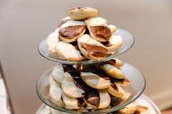 Mini Half Moon Cookies