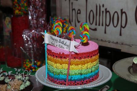 The Lollipop Guild Dessert Display