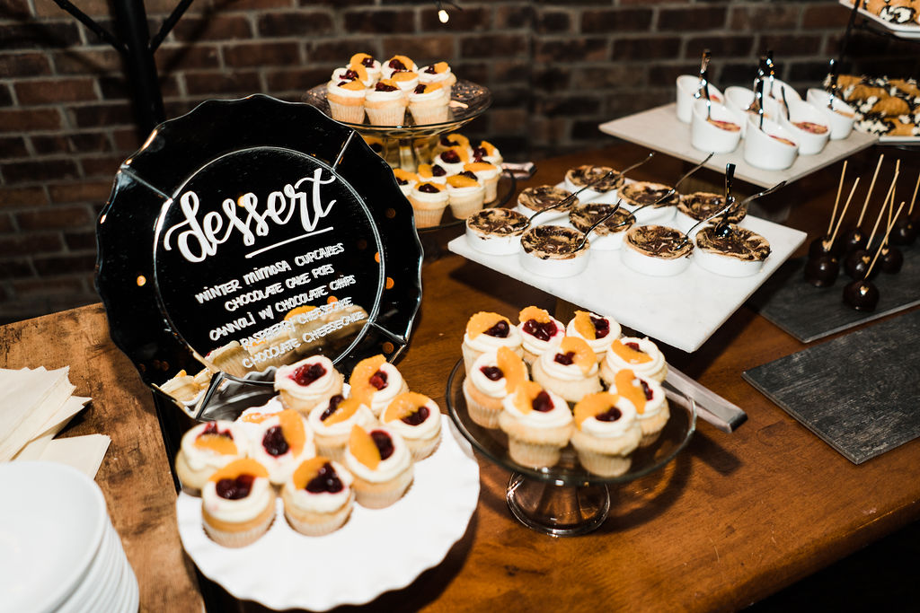 SKY Armory Desserts