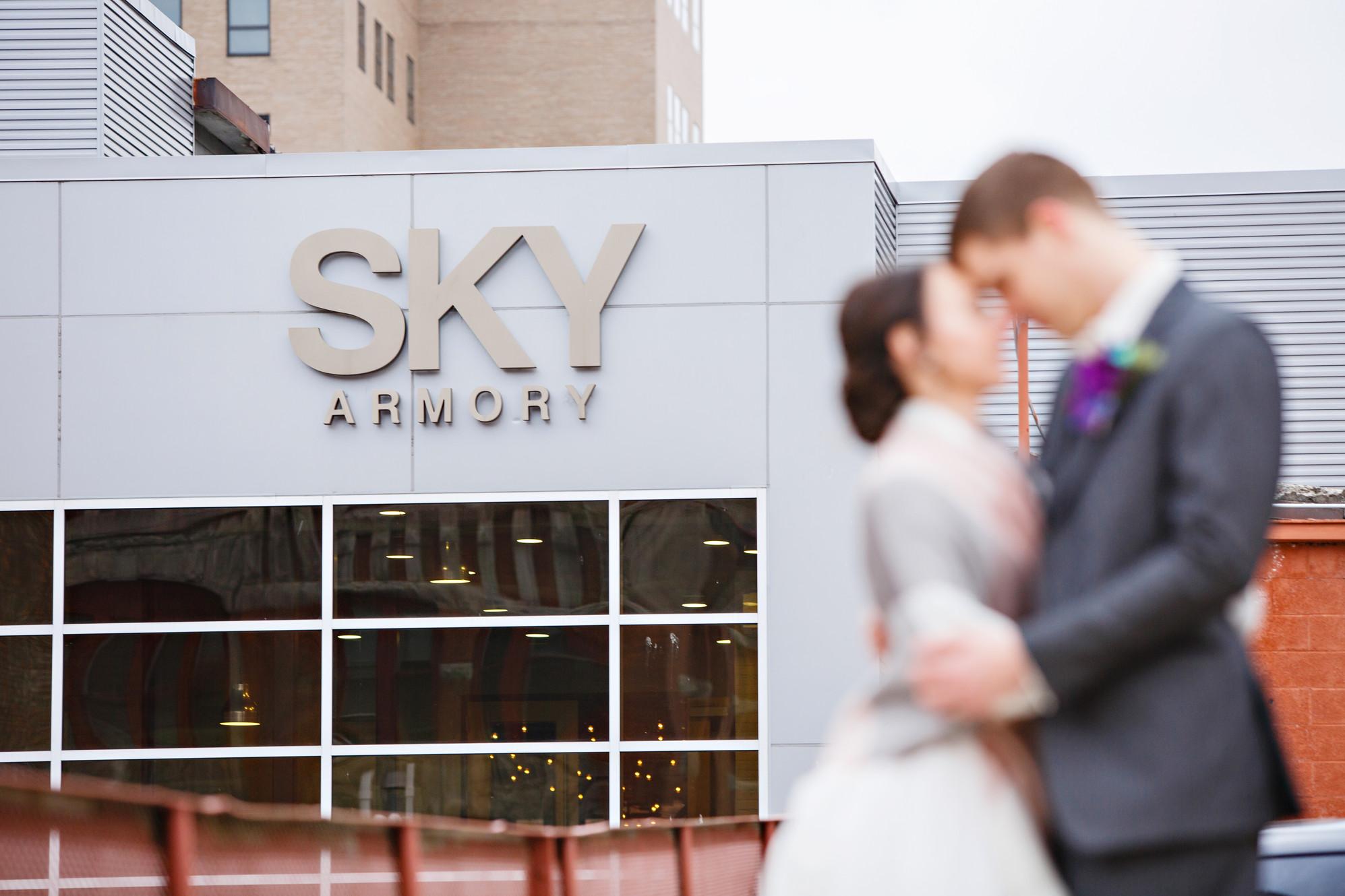 Wedding Venue Syracuse   SKY Armory   United States