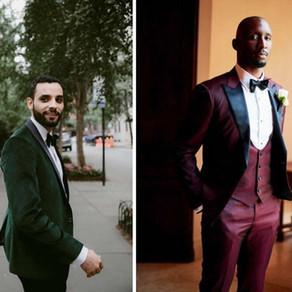 Men's Attire Trends for 2019 Weddings