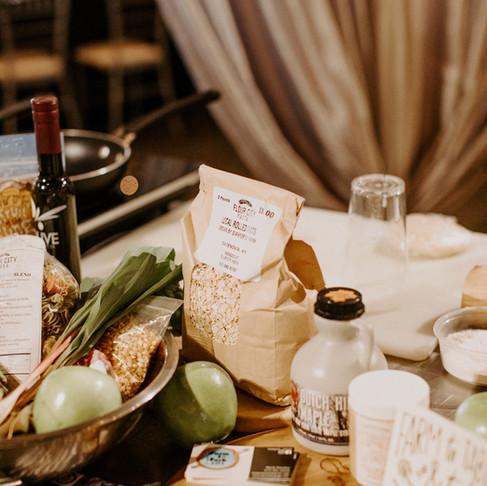 SKY Hosts Syracuse Chef Challenge for NATJA