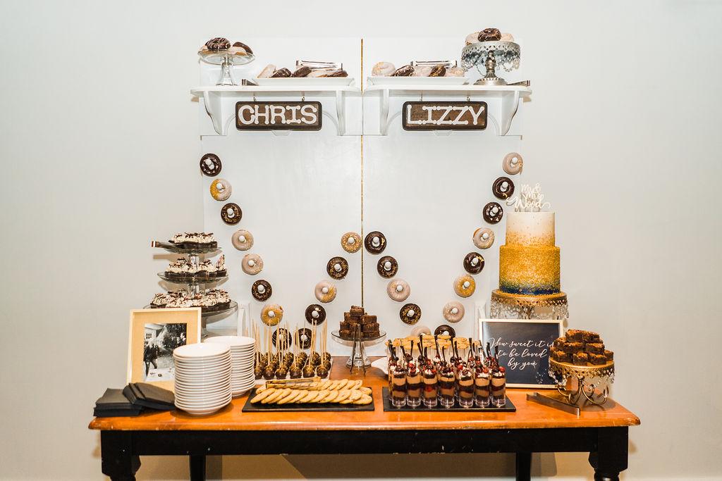 Donut Dessert Display