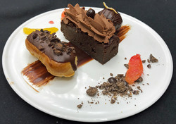 Chocolate Espresso Trio