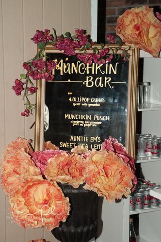 Munchkin Land Beverage Bar