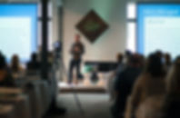 SKY Armory Create Upstate speaker presen
