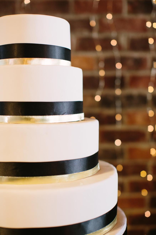 Fondant 4 Tier cake