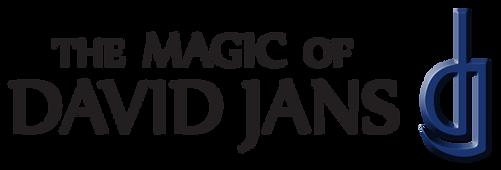 The Magic of DAVID JANS