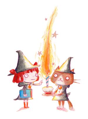 魔法ファイヤー