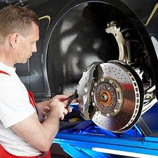 Bremsen ersetzen