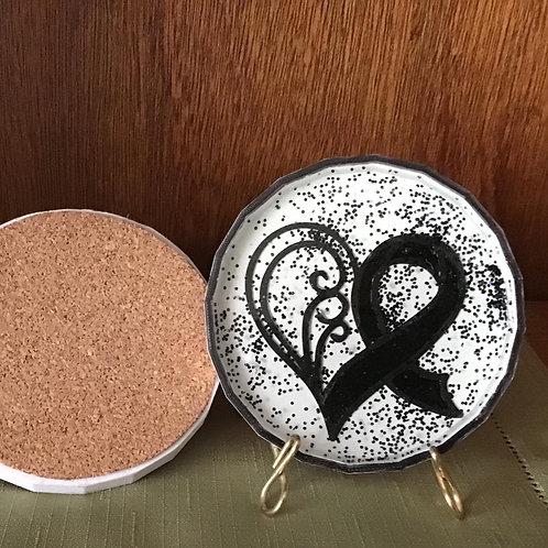 Skin Cancer Coaster