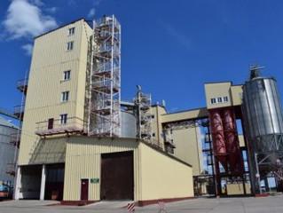 Вторая очередь комбикормового завода запущена в Омской области