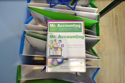 Mr. Accounting Version 10 Product Briefing